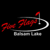 Five Flags Country Club Estates Logo