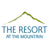 Pinecone/Thistle at Resort at the Mountain, The Logo