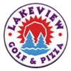 Lakeview Golf & Pizza Logo