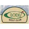 Lodi Golf Club Logo