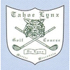 Tahoe Lynx Golf Course Logo