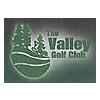 The Valley Golf Course Logo