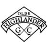 Olde Highlander Golf Club Logo