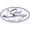 Sand Springs Golf Course Logo