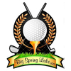 Big Spring Lake Golf Logo