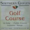 Southern Gayles Golf Course Logo