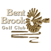 Brook/Graveyard at Bent Brook Golf Course Logo