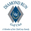 Diamond Run Golf Club Logo