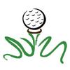 Querbes Park Golf Course Logo