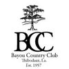 Bayou Country Club Logo