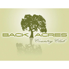 Back Acres Country Club Logo