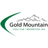 The Olympic at Gold Mountain Golf Course Logo