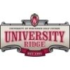 University Ridge Golf Course Logo