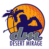 Desert Mirage Golf Course Logo