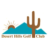 Desert Hills Golf Club Logo