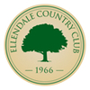 Ellendale Country Club Logo