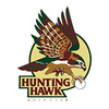 Hunting Hawk Golf Club Logo