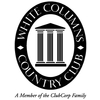 White Columns Golf Club Logo