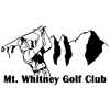 Mt. Whitney Golf Club Logo
