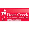 Deer Creek RV Golf & Country Club Logo