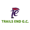 Trails End Golf Course Logo