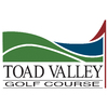 Toad Valley Golf Course Logo