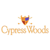 Cypress Woods Golf &amp; Country Club Logo
