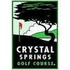 Crystal Springs Golf Course Logo