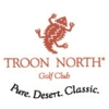Monument at Troon North Golf Club Logo