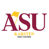 ASU Karsten Golf Course Logo