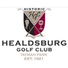 Healdsburg Golf Club at Tayman Park Logo