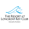 Harborside White/Blue at Longboat Key Club & Resort Logo
