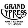 New at Grand Cypress Resort Logo
