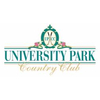 1 &amp; 10 at University Park Country Club Logo