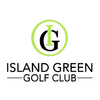 Island Green Golf Club Logo