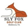 Sly Fox Golf Club Logo