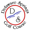 Delaware Springs Golf Course Logo