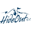 The Hideout Golf Club Logo