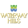 Lakes/Ravine at Waterway Hills Golf Course Logo