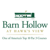 Barn Hollow at Hawk's View Golf Club Logo