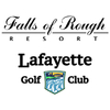 Falls Resort & Golf Club Logo