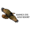 Hawk's Eye Golf Resort Logo