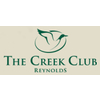 Reynolds Lake Oconee - The Creek Club Logo