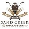 Sand Creek Station Golf Club Logo