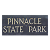 Pinnacle State Park Golf Club Logo