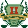 Highland Park Golf Club Logo