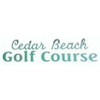 Cedar Beach Golf Course Logo