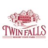 Twin Falls State Park Logo