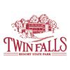 Twin Falls State Park Logo