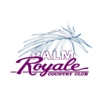 Palm Royale Country Club Logo